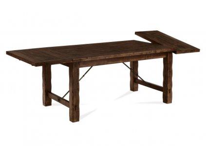 Jídelní stůl rozkládací ořech 160 - 250 x 95 cm