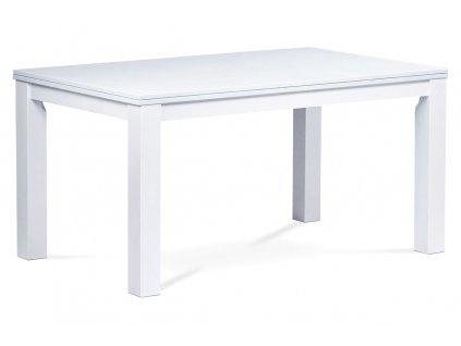 Jídelní stůl bílý 150 x 90 cm