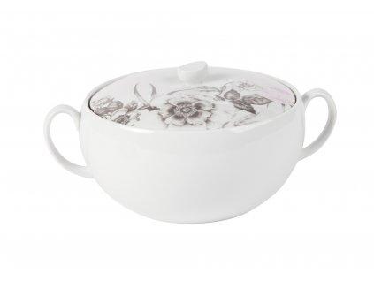 1852 polevkova misa 3l rose white