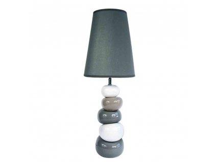 Stolní lampa přírodní barva 57 cm