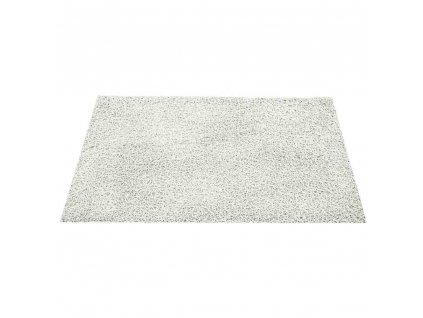 Prostírání PVC 45 x 30 cm bílé