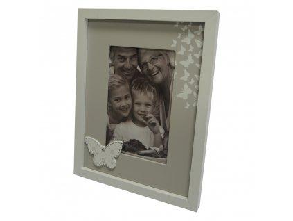 +Dřevěný rámeček 10 x 15 cm