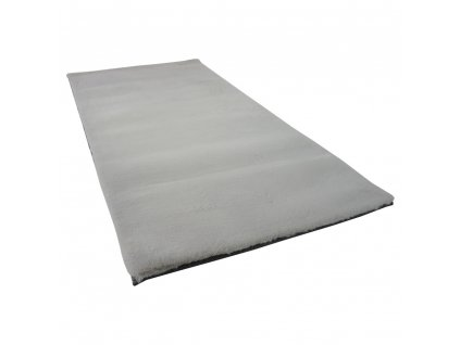 Koberec 160 x 230 cm šedý