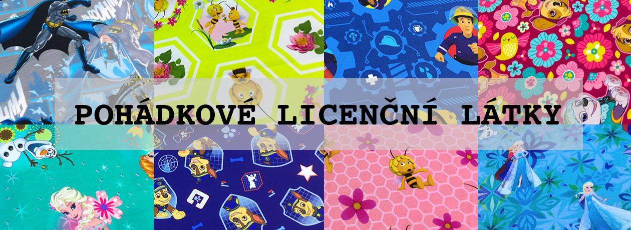 Licenční úplety