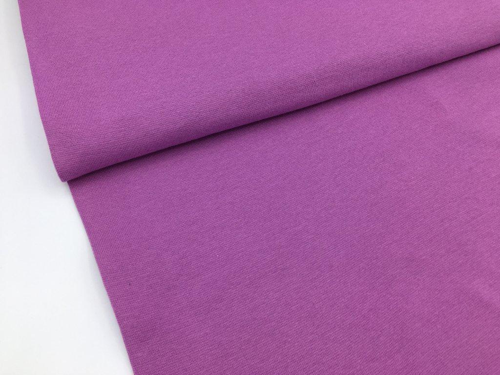 Náplet - hladký - fialový (230g)