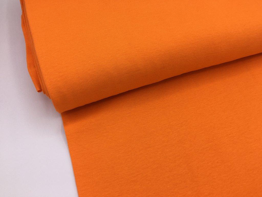 Náplet - hladký - oranžový (230g)