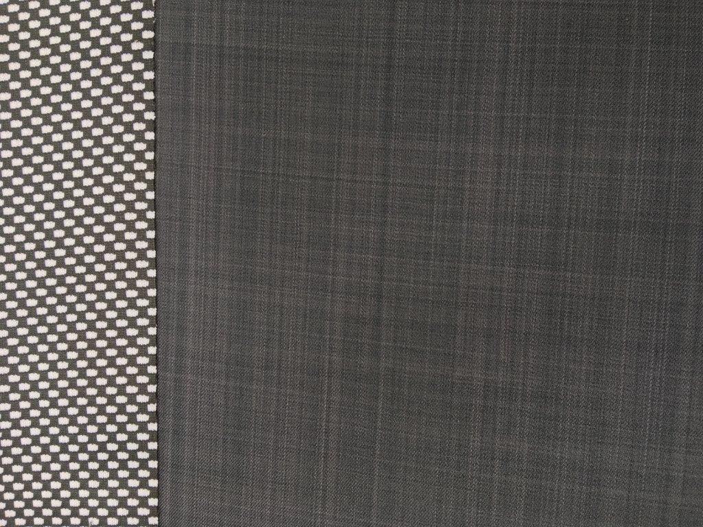 Jarní softshell - jednobarevný - šedá - 51cm (2.jakost)