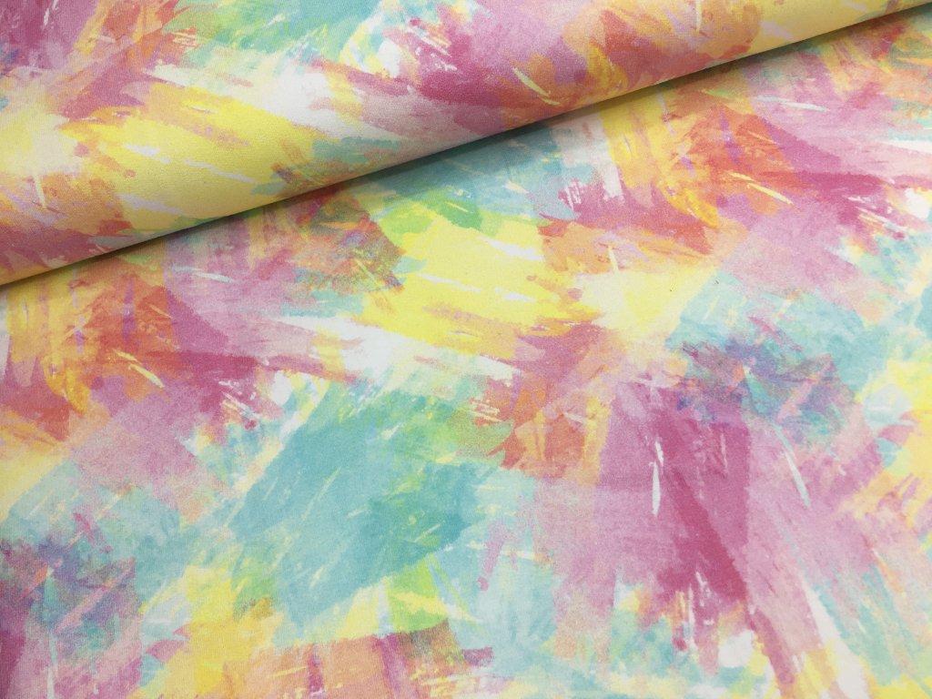 Teplákovina - barvy