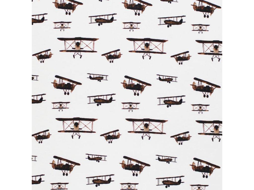 Jersey Fabric Airplane 1 800x800