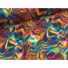 Úplet - abstraktní tvary - vlny