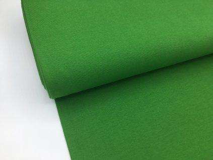 Náplet - hladký - zelená