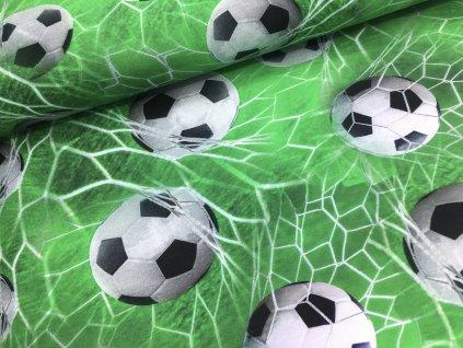 Úplet - fotbal - digitální potisk - 93cm (2.jakost)