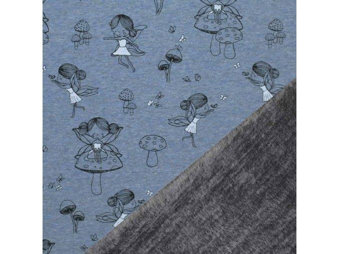 Sweatshirt Fabric Fairy Jeans 800x800