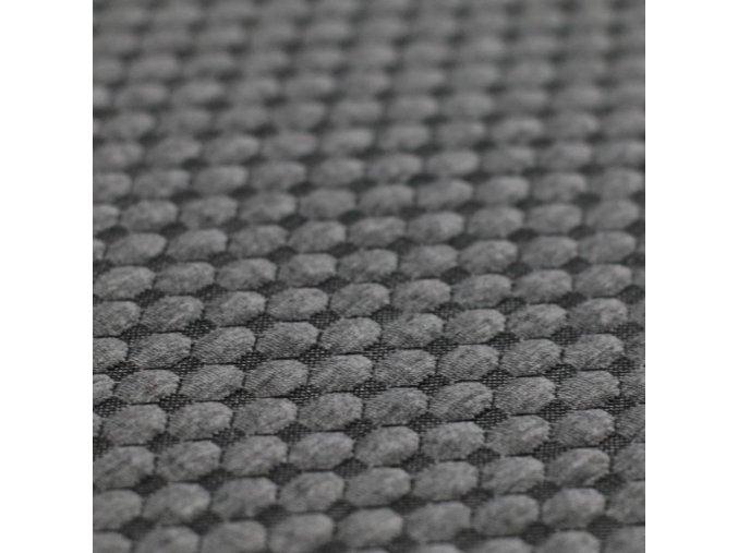 Dots Jacquard grey melange 800x800