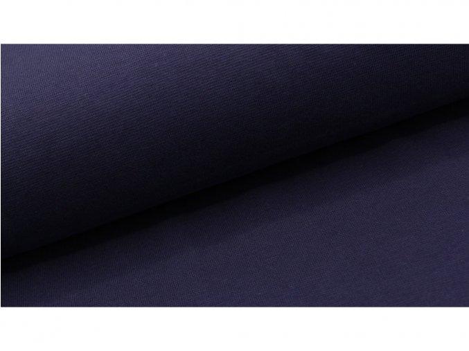 Úplet - jednobarevný - námořní modrá světlejší