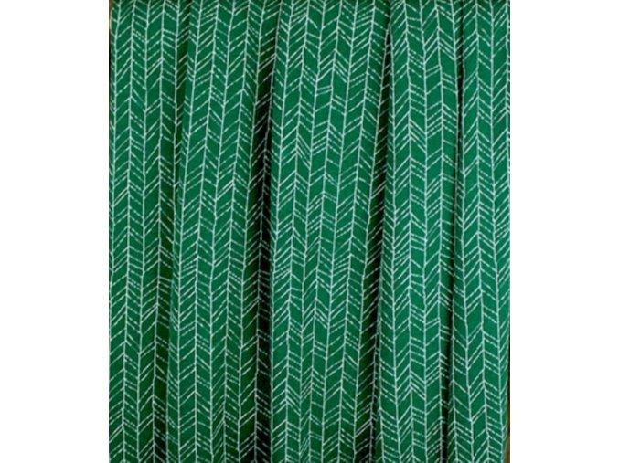 Merino - jehličí na zelené