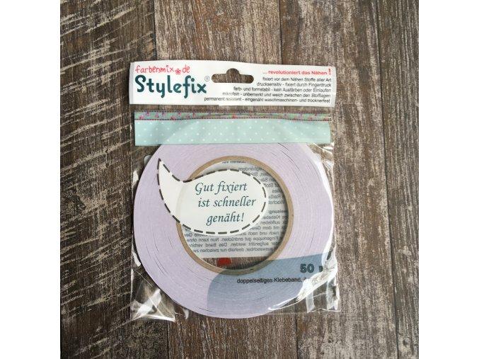 Stylefix - oboustranná lepící páska
