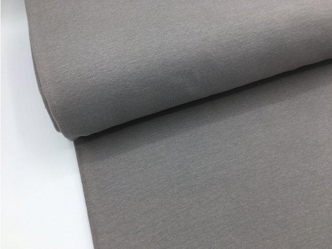 Náplet - hladký - šedý