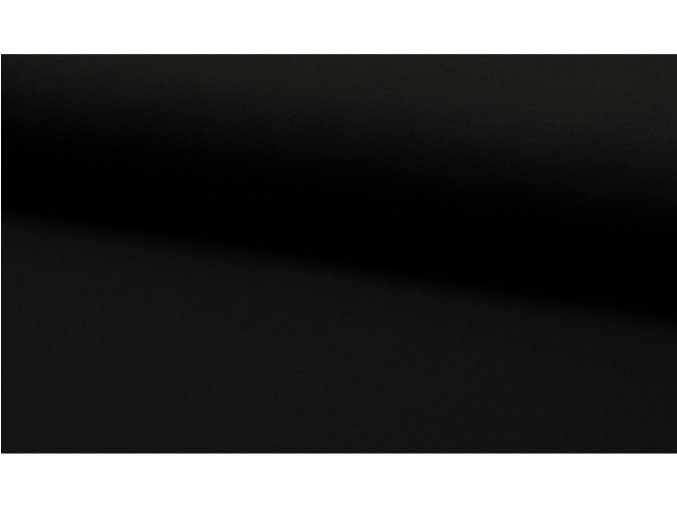 Úplet - jednobarevný - černý (96/4)
