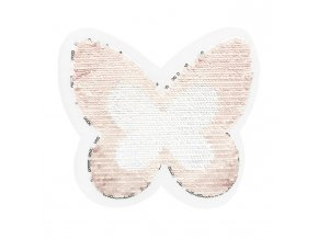 Obracecí nášivka - motýl