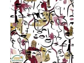 Úplet - face - 2.jakost (1,5m)