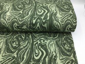 Úplet - barva - zelená