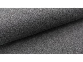 Náplet - hladký - tmavě šedý - 40cm (2.jakost)