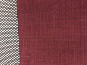 Jarní softshell - jednobarevný - bordó