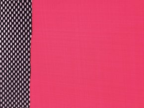 Jarní softshell - jednobarevný - neon růžová