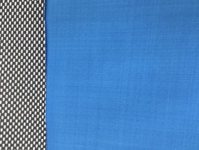 Jarní softshell - jednobarevný - tyrkysová