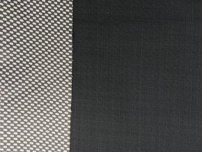 Jarní softshell - jednobarevný - černá