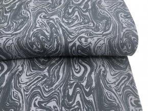 Úplet - barva - šedá - 50cm (2.jakost)