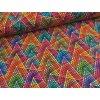 Úplet - abstraktní tvary - trojúhelník