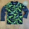Faceebook tričko tyranosaurus