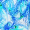 Viscose Jersey Solar Flare Blue 800x800