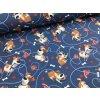 Úplet - Tajný život mazlíčků - modrý - 49cm (2.jakost)