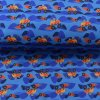 Zimní sofshell - terénní auta - modrá
