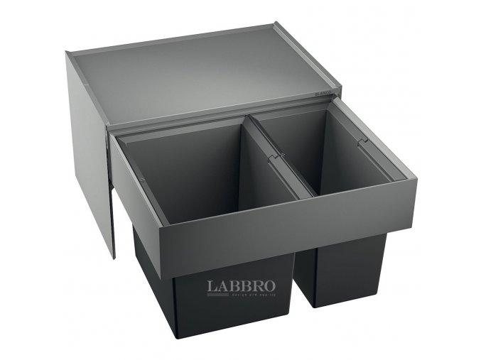 Odpadkový koš Blanco Select 60 2 30 l 19 l 1