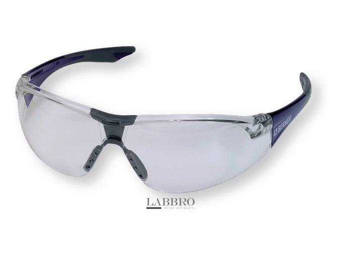 Berner čiré pracovní brýle 87568