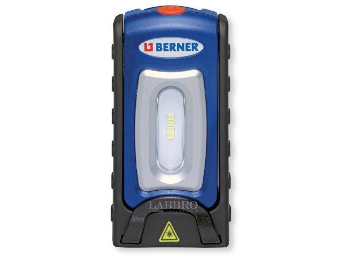 Berner LED kapesní svítilna Pocket DeLUX Bright Micro USB 1
