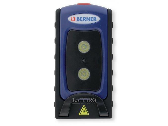 Berner LED kapesní svítilna LED, Pocket deLUX SUN Micro USB