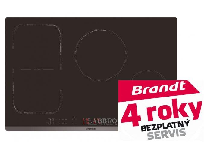 indukční varná deska Brandt BPI6449BL horizone 2