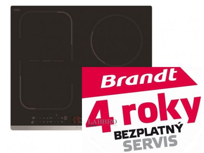 indukční varná deska Brandt BPI9449X 2