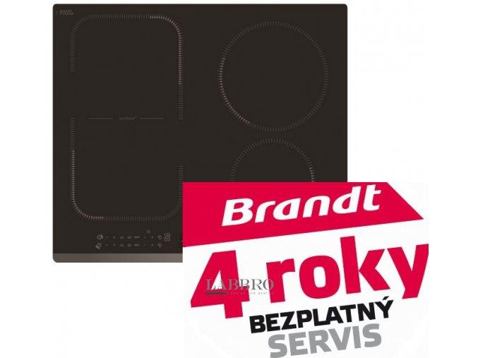 indukční varná deska Brandt BPI9449B 1
