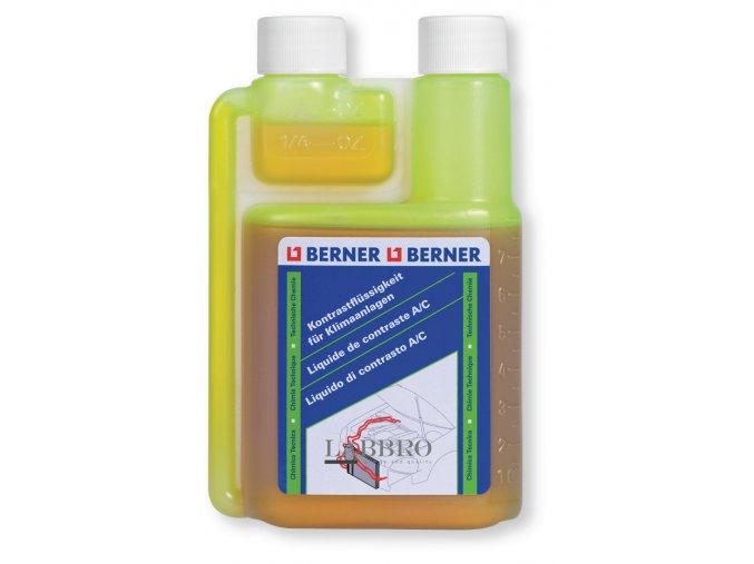 Kontrastní kapalina 250 ml berner
