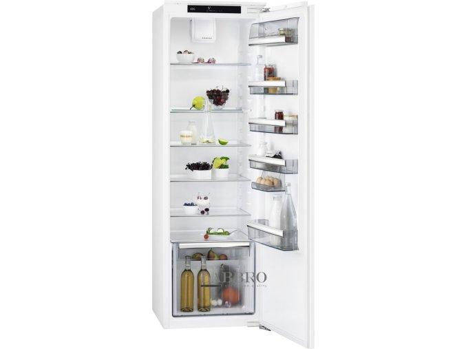 vestavná lednice bez mrazničky AEG SKE818F1DC monoklimatická 2