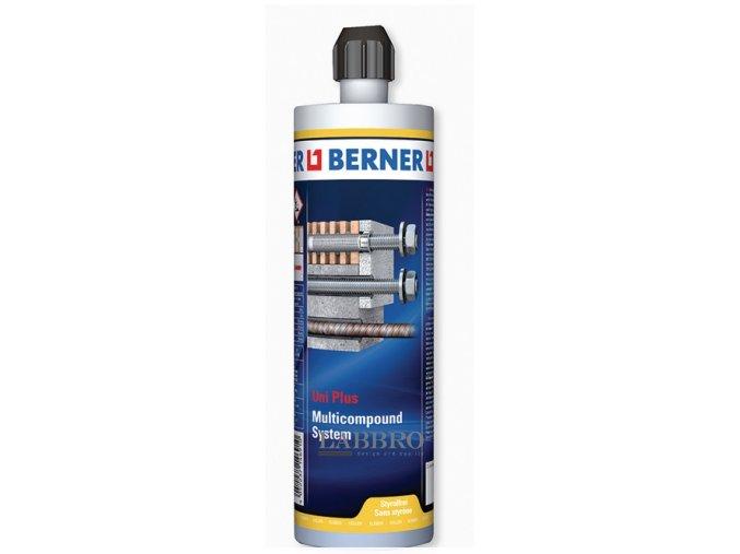 chemická kotva Berner 410ml