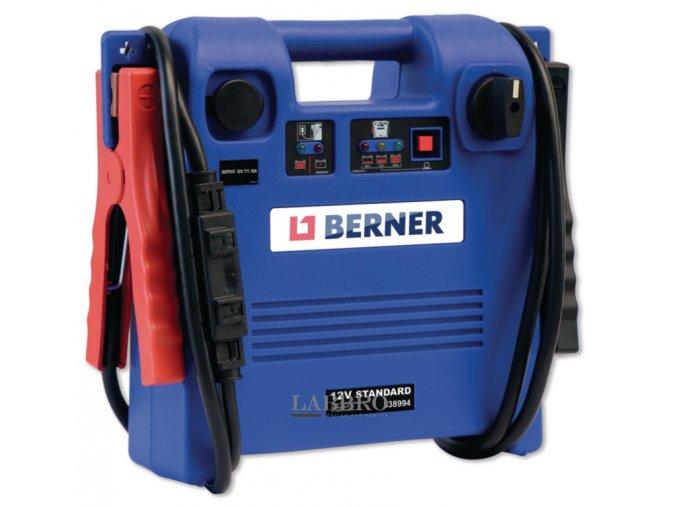 Berner Startér motoru 16 Ah, Booster 12V Standard