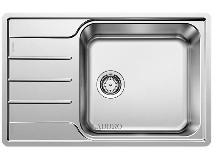 Blanco LEMIS XL 6 S IF Compact nerez kartáčovaný 525111