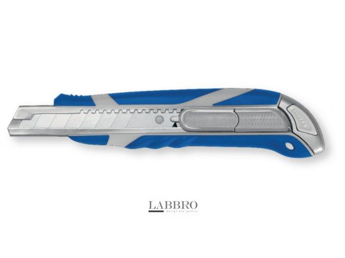 Berner Dvoufunkční hliníkový nůž 18 mm